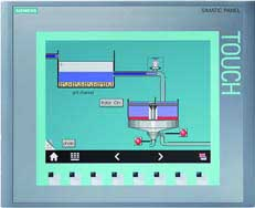 SIMATIC HMI KTP1000 Basic color DP